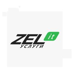 Логотип компании «ZEL-Услуги»